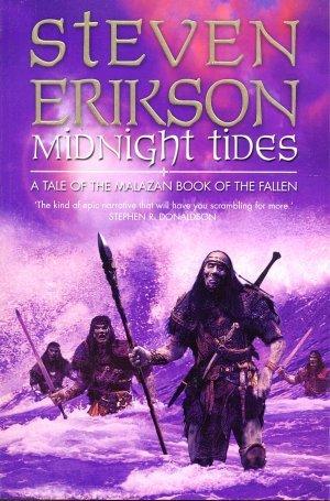 Kniha Půlnoční vlny (Steven Erikson)