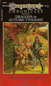 dragons of autumn twilight