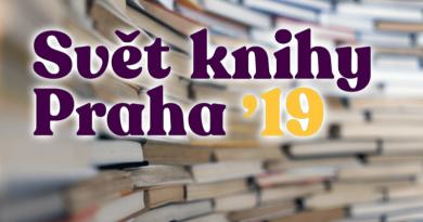 Pozvánka : Svět Knihy 2019