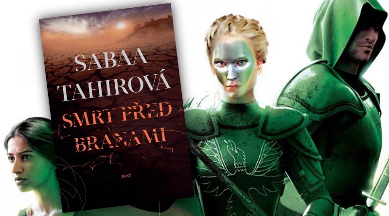 Kniha Jiskra v popelu (Sabaa Tahir)