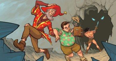 Úžasná Plochozem : Farba mágie – Terry Pratchett