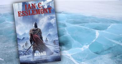 Příběhy zMalazské říše : Assail – Ian Cameron Esslemont