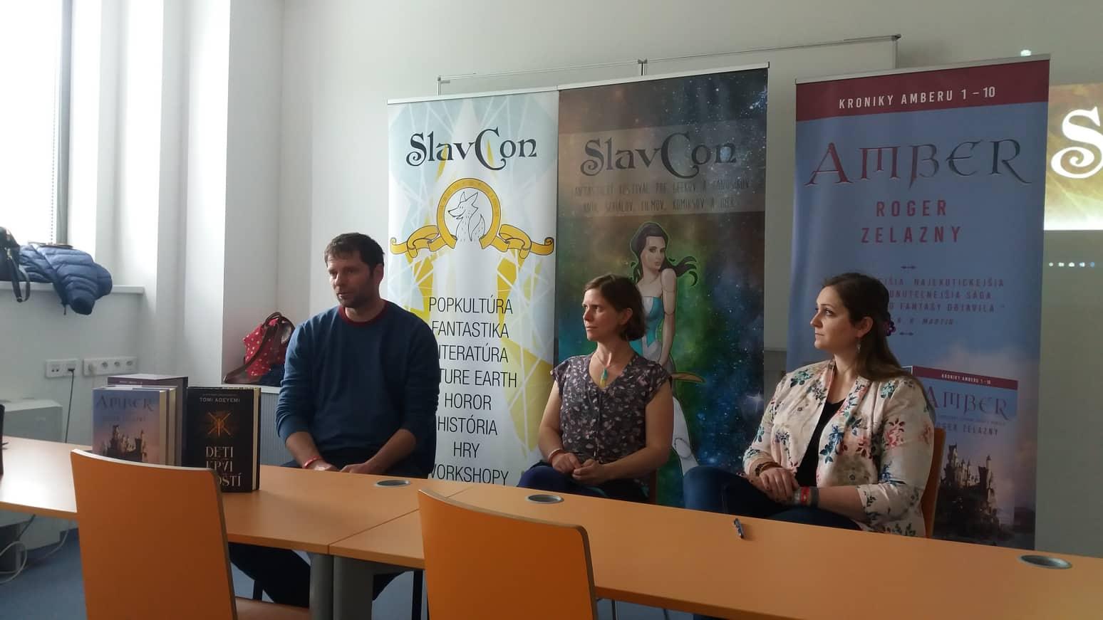 Slav con 2019 beseda