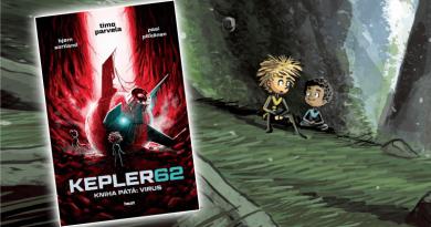 Kepler62 : Virus – Timo Parvela