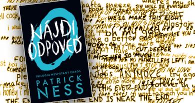 Nespútaný chaos 2 : Nájdi odpoveď – Patrick Ness