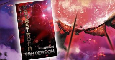 Pomstitelia 3 : Katastrofa – Brandon Sanderson