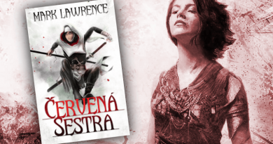 Červená sestra – Mark Lawrence