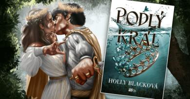 Krutý princ 2 : Podlý král – Holly Black