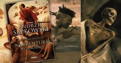 Husitská trilógia 1 : Narrenturm – Veža bláznov – Andrzej Sapkowski