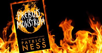 Nespútaný chaos 3 : Prebuď monštrum – Patrick Ness
