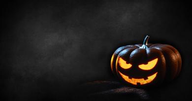 Halloweenske knižné tipy 2019