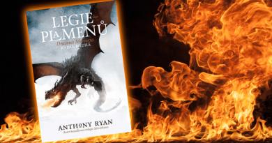 Draconis memoria 2 : Legie plamenů – Anthony Ryan