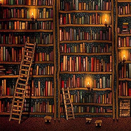 Knižnica library