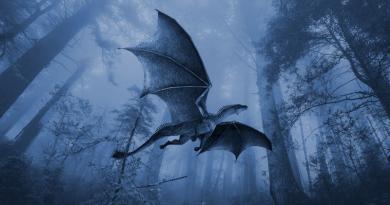 Nebeská jazda Juraj Hrežo fantasy drak