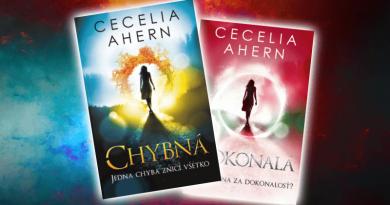Séria Chybná – Cecelia Ahern