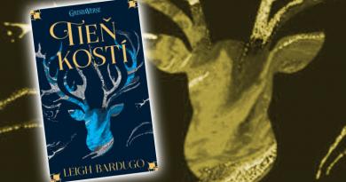 Griša 1 : Tieň kostí – Leigh Bardugo