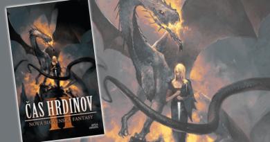 Čas hrdinov II – Nová slovenská fantasy