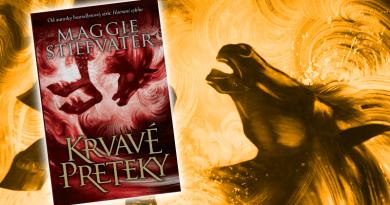 Krvavé preteky – Maggie Stiefvater