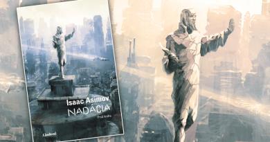 Nadácia – Isaac Asimov