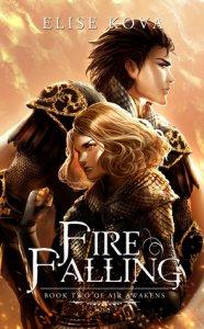 Pad ohniveho princa fire falling