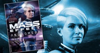 Mass Effect Andromeda 2 : Iniciace – N. K. Jemisin & Mac Walters