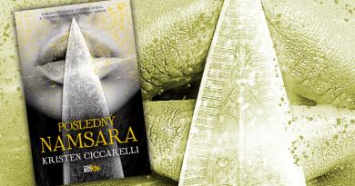 Iskari 1 : Posledný Namsara – Kristen Ciccarelli