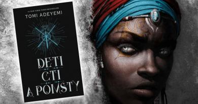 Deti cti apomsty – Tomi Adeyemi