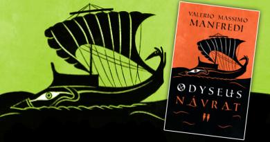Odyseus. Návrat – Valerio Massimo Manfredi