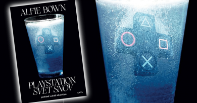 Playstation – Svet snov – Alfie Bown