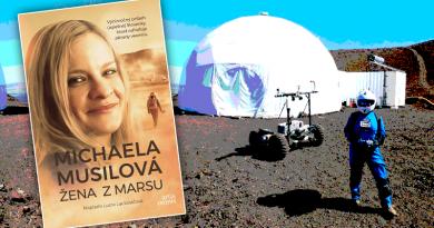 Predstavujeme : Žena zMarsu – Michaela Musilová, Lucia Lackovičová