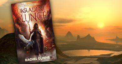 Spoutaní bohové 3 : Ukradené slunce – Rachel Dunne