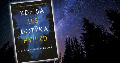 Kde sa les dotýka hviezd – Glendy Vanderah