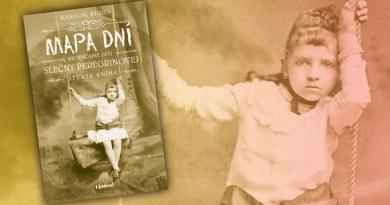 Neobyčajné deti slečny Peregrinovej 4 : Mapa dní – Ransom Riggs
