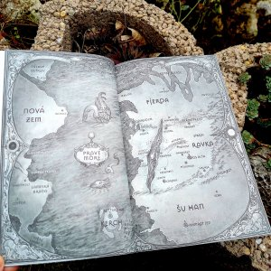 mapa leigh bardugo grisa povstanie nicoty tien kosti