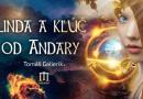 Vychádza slovenské dobrodružné fantasy Linda akľúč odAndary