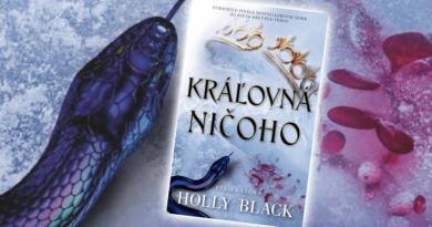 Krutý princ 3 : Kráľovná ničoho – Holly Black
