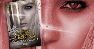 Iskari 3 : Nebeská tkáčka – Kristen Ciccarelli