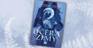 Dcéra zimy – Vladimíra Šebová